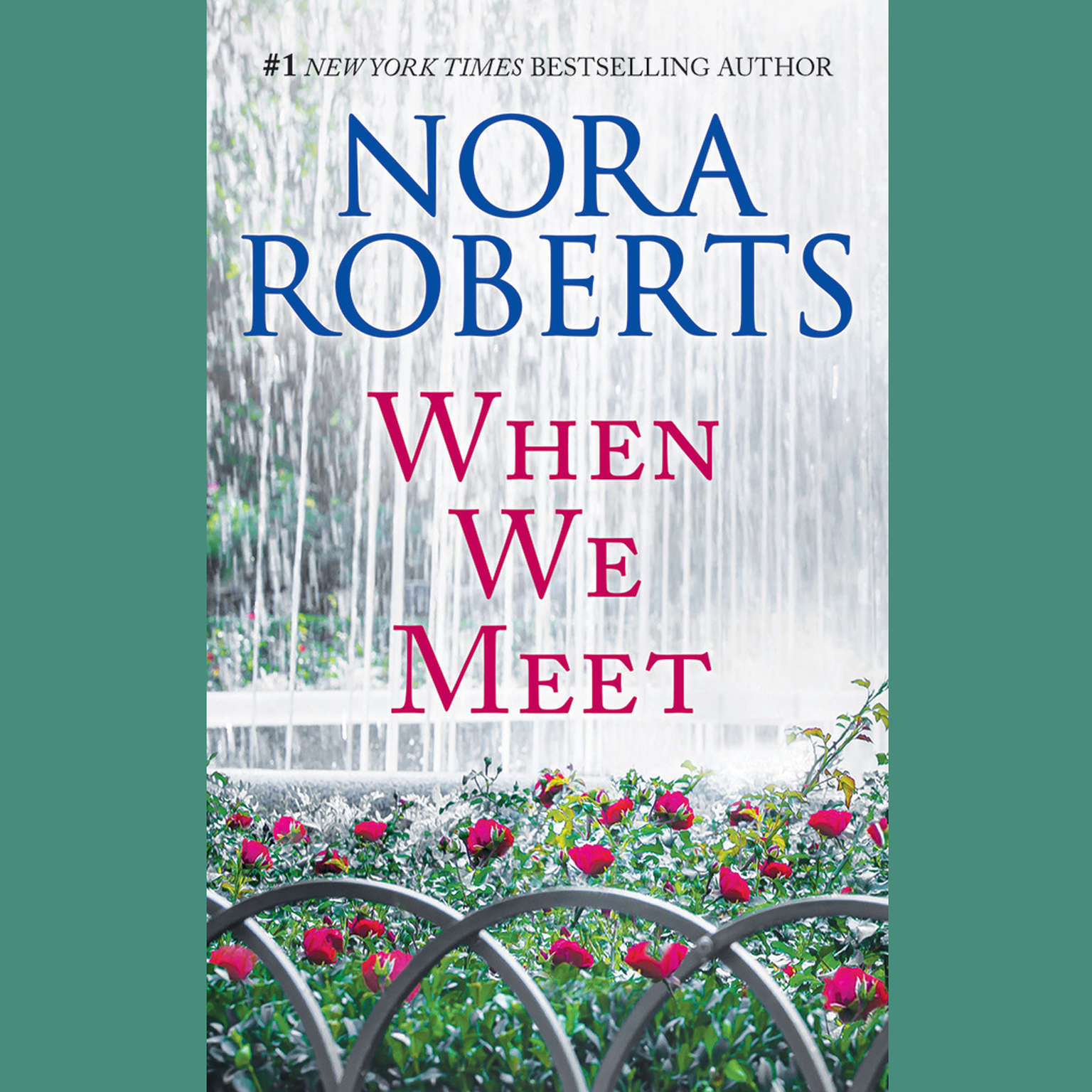 Printable When We Met: A Fool's Gold Romance Audiobook Cover Art