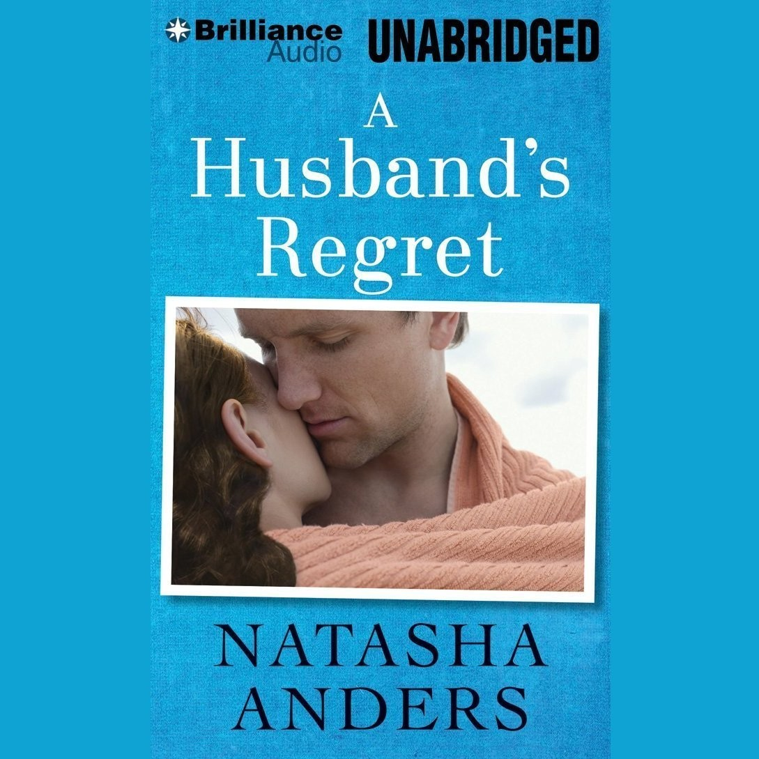 Printable A Husband's Regret Audiobook Cover Art