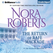 The Return of Rafe MacKade Audiobook, by Nora Roberts