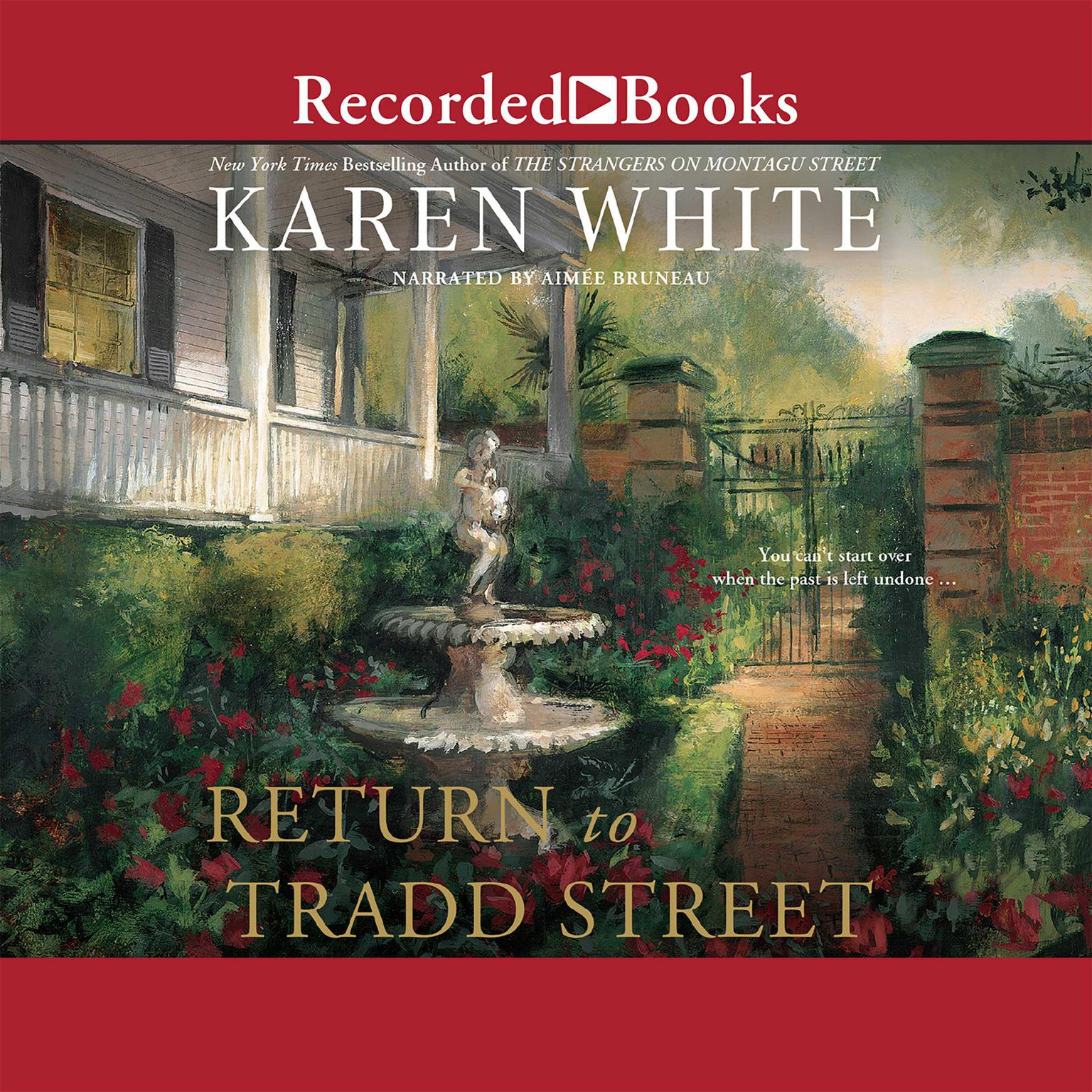 Printable Return to Tradd Street Audiobook Cover Art