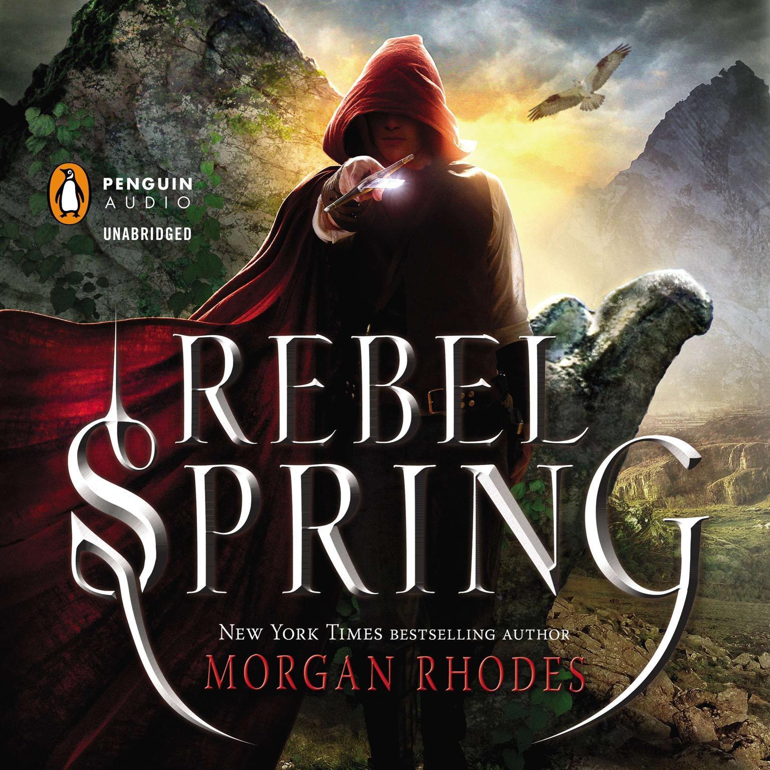 Printable Rebel Spring: A Falling Kingdoms Novel Audiobook Cover Art