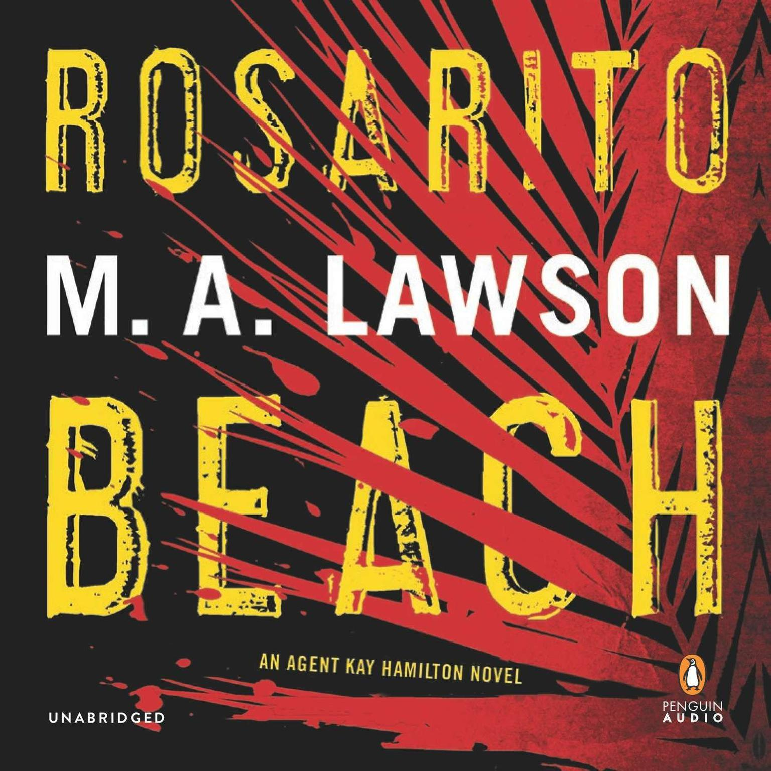 Printable Rosarito Beach Audiobook Cover Art
