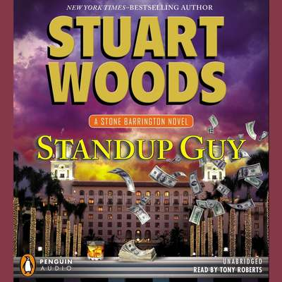 Standup Guy Audiobook, by Stuart Woods
