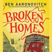 Broken Homes: A Rivers of London Novel Audiobook, by Ben Aaronovitch