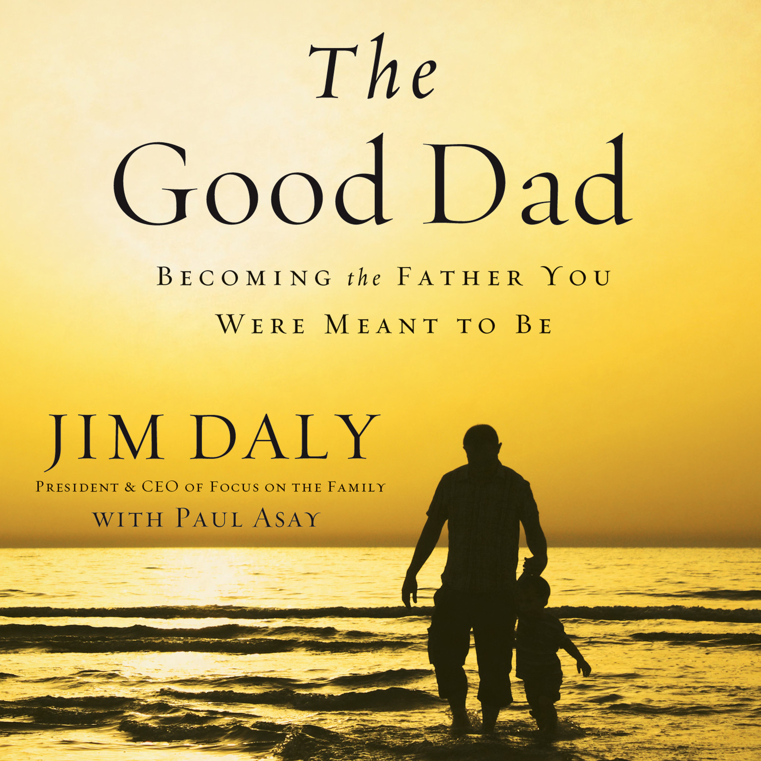 Printable The Good Dad: Becoming the Father You Were Meant to Be Audiobook Cover Art