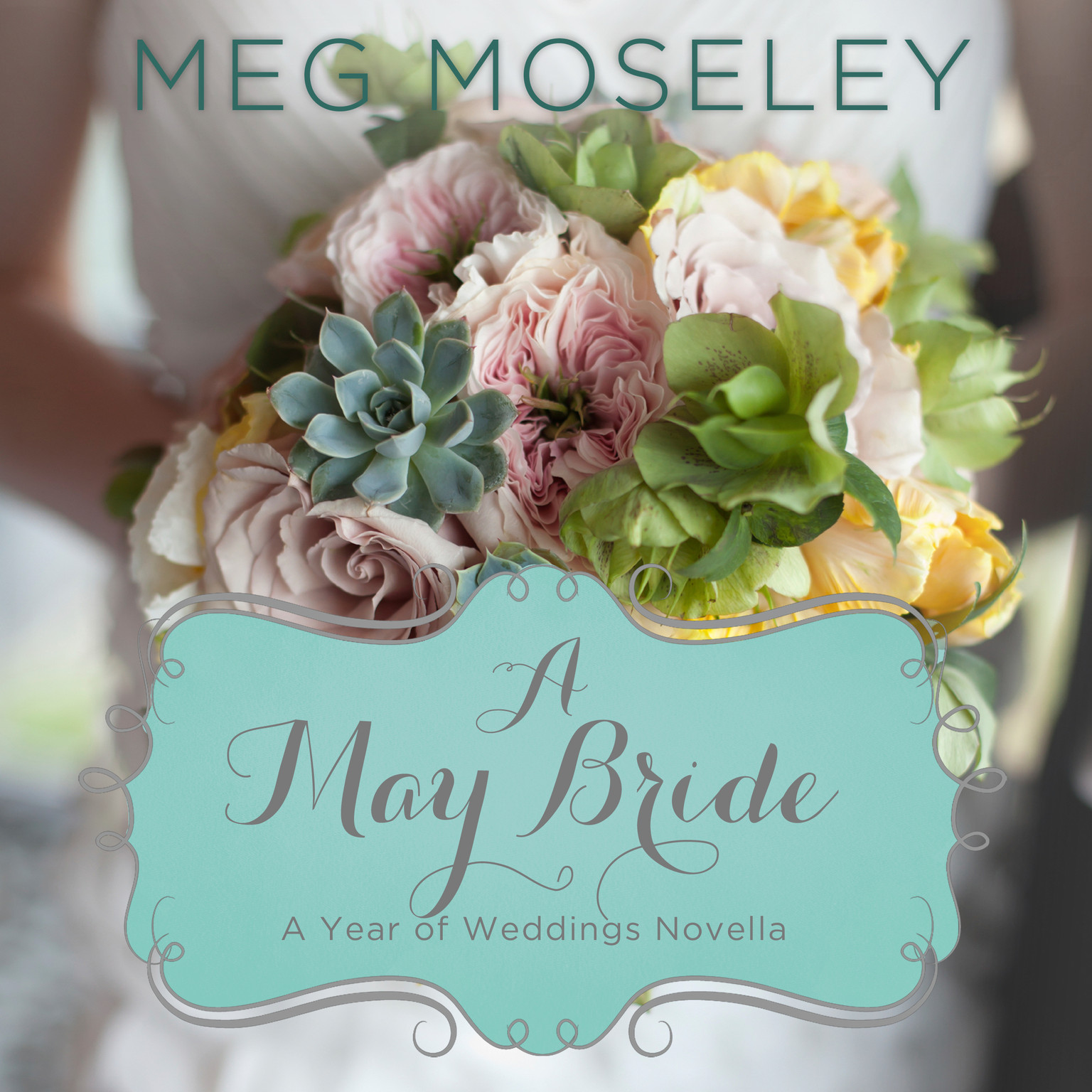 Printable A May Bride Audiobook Cover Art