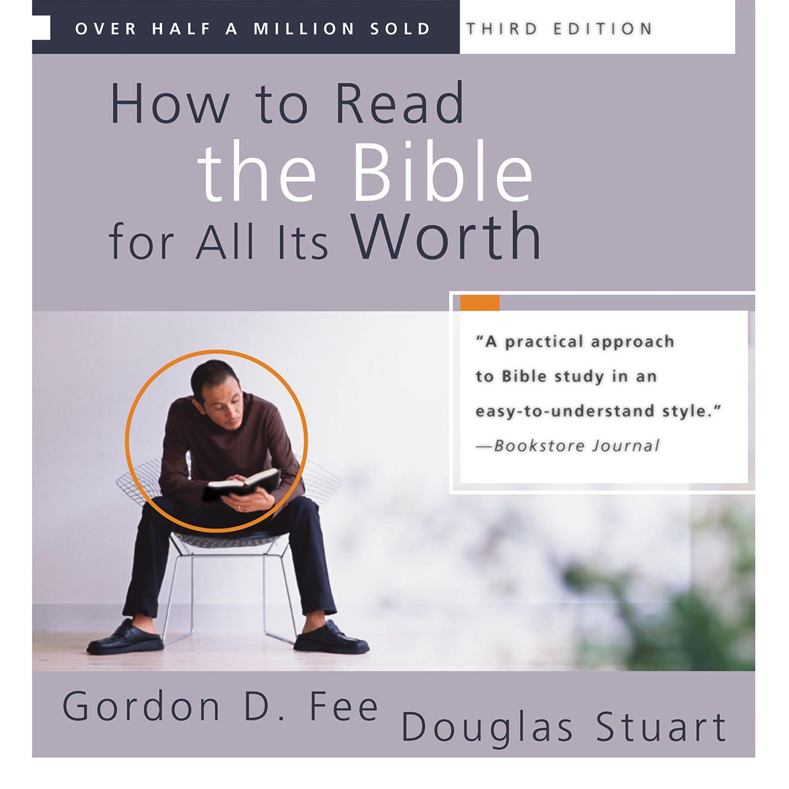 Printable How to Read the Bible for All Its Worth: Fourth Edition Audiobook Cover Art