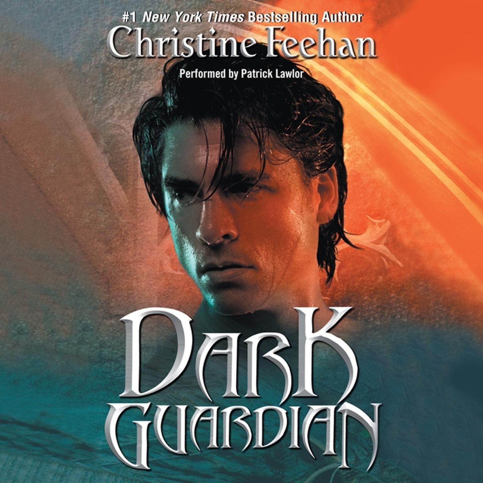 Printable Dark Guardian Audiobook Cover Art