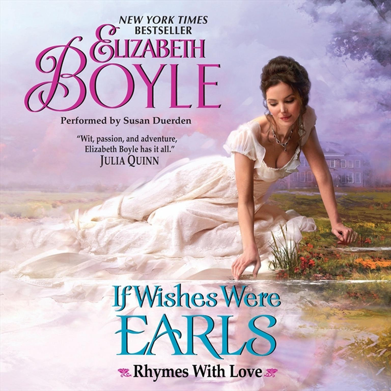 Printable If Wishes Were Earls: Rhymes With Love Audiobook Cover Art