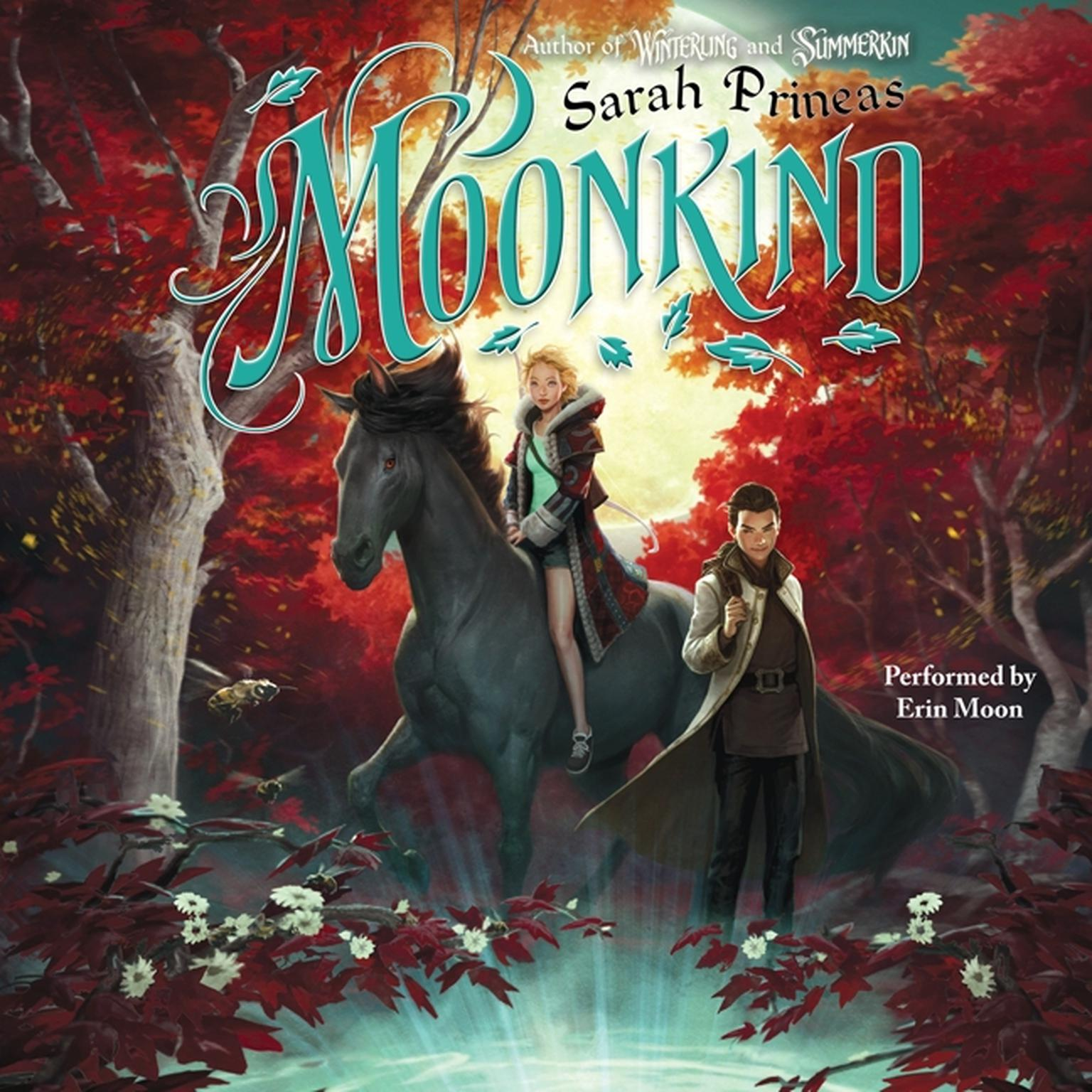 Printable Moonkind Audiobook Cover Art