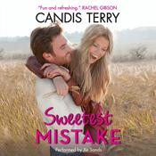 Sweetest Mistake Audiobook, by Candis Terry
