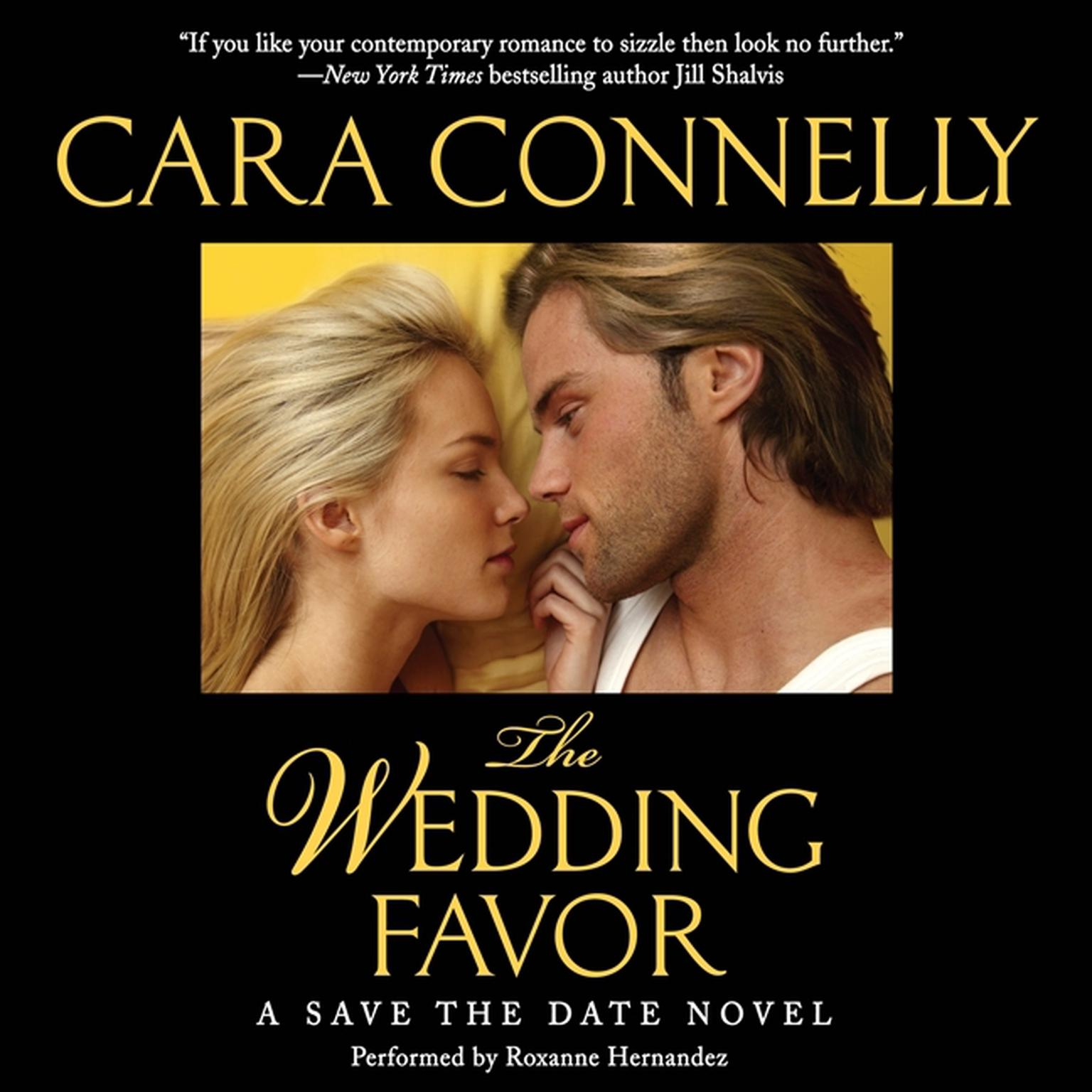 Printable The Wedding Favor: A Save the Date Novel Audiobook Cover Art