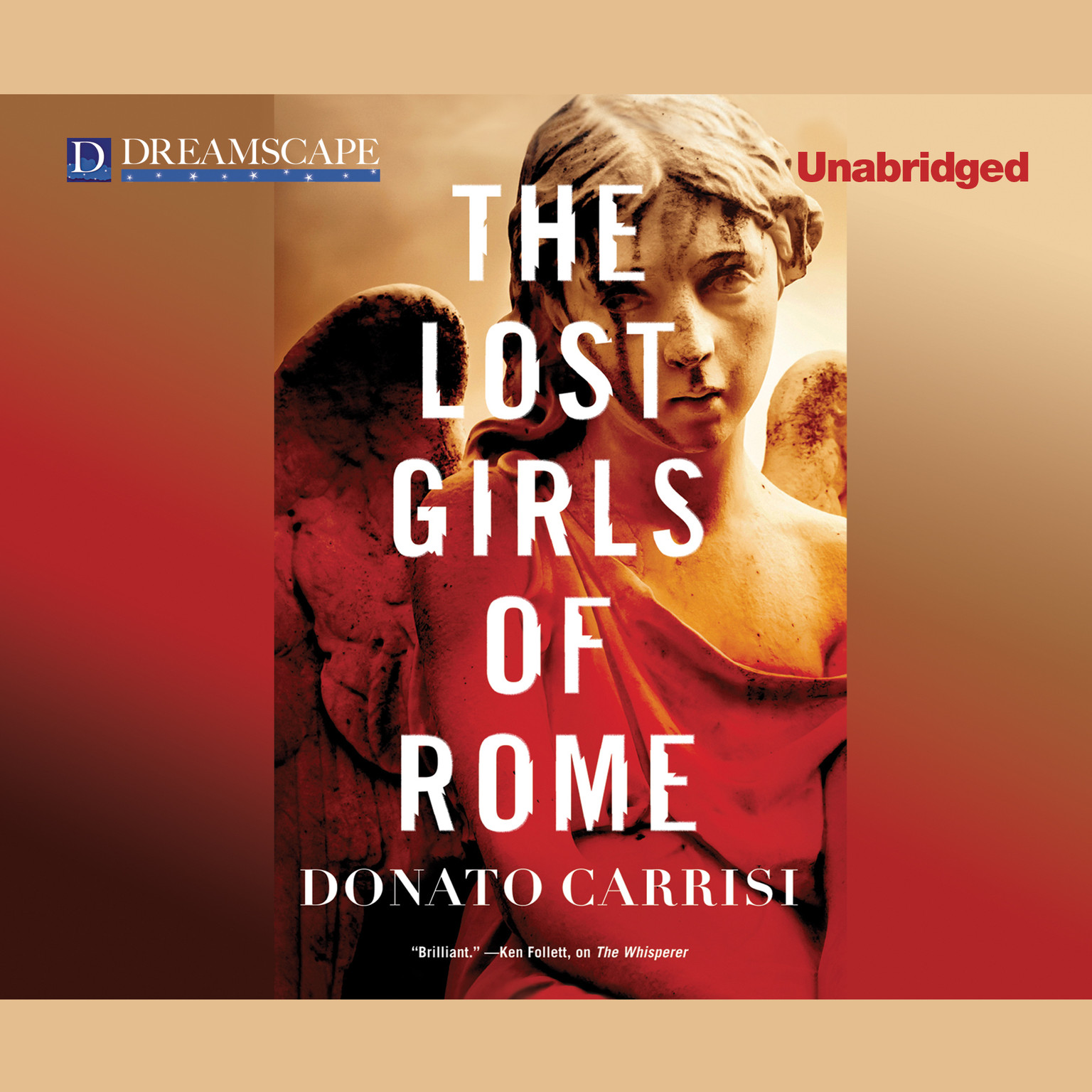 Printable The Lost Girls of Rome Audiobook Cover Art