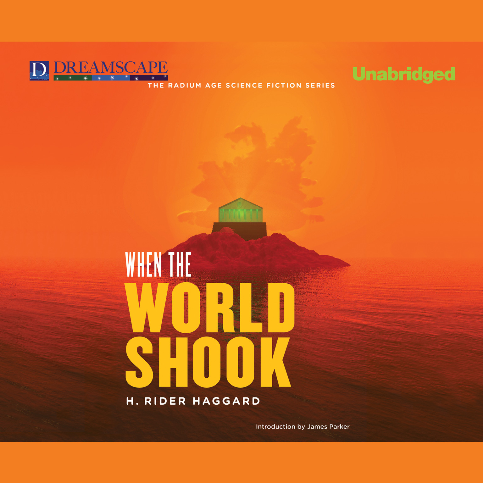 Printable When the World Shook Audiobook Cover Art