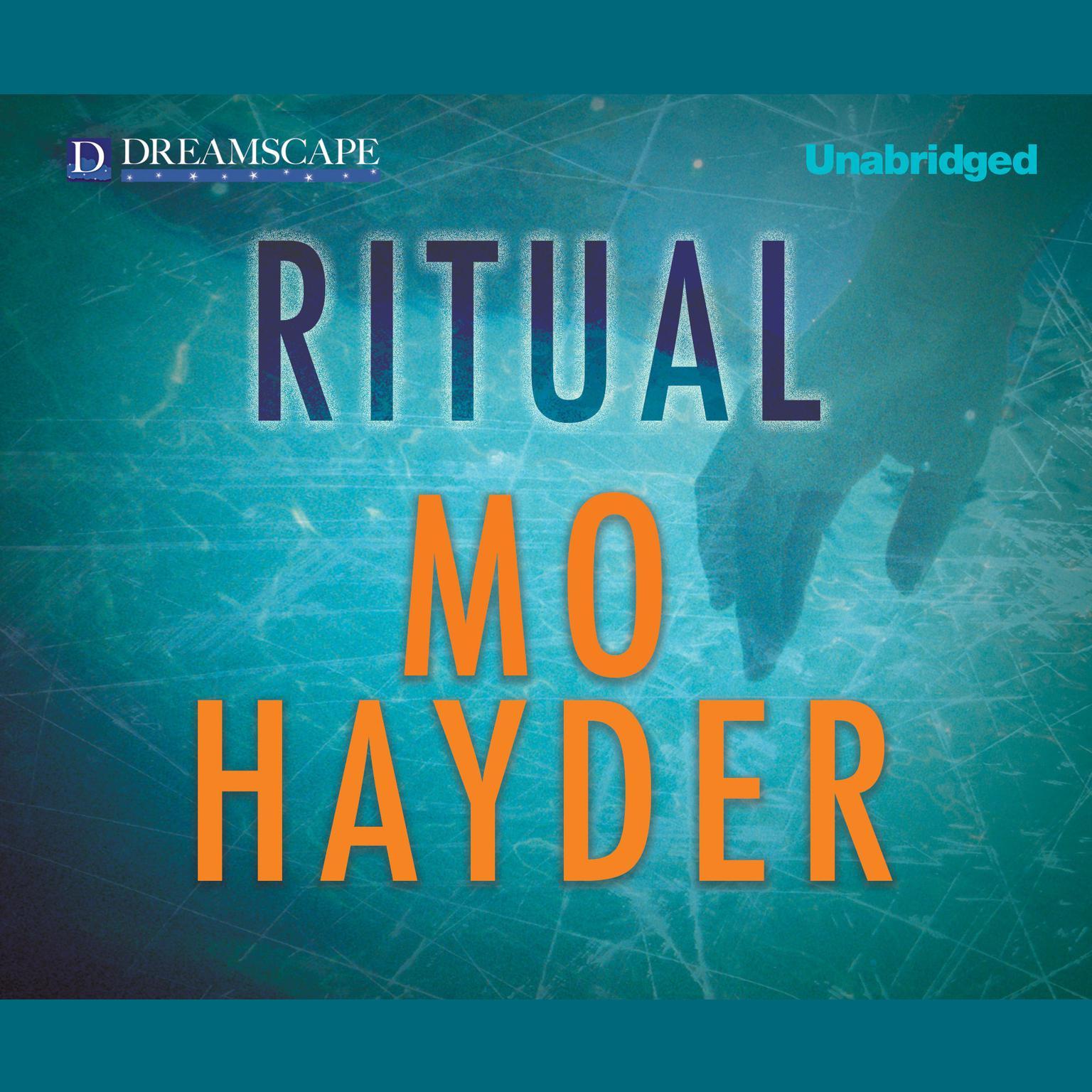 Printable Ritual: A Novel Audiobook Cover Art