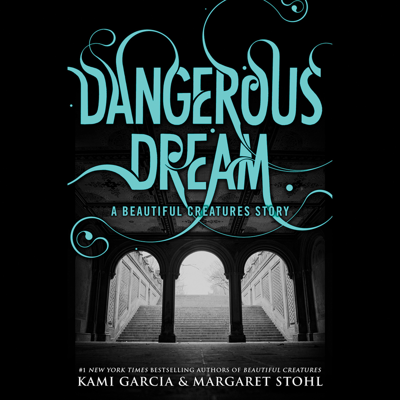 Printable Dangerous Dream: A Beautiful Creatures Story Audiobook Cover Art