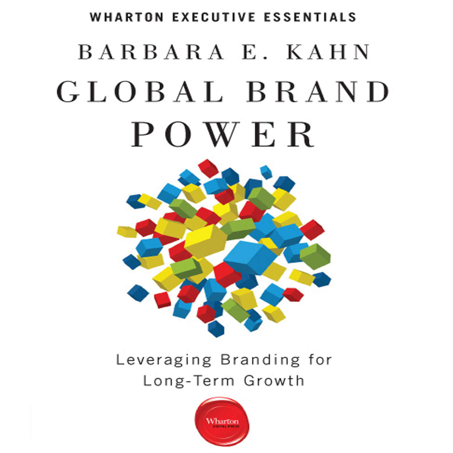 Printable Global Brand Power: Leveraging Branding for Long-Term Growth Audiobook Cover Art