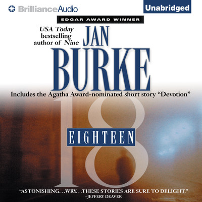 Eighteen Audiobook, by Jan Burke