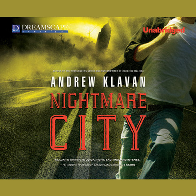 Nightmare City Audiobook, by Andrew Klavan