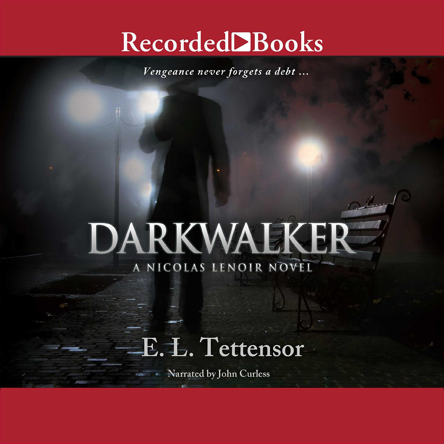 Printable Darkwalker Audiobook Cover Art