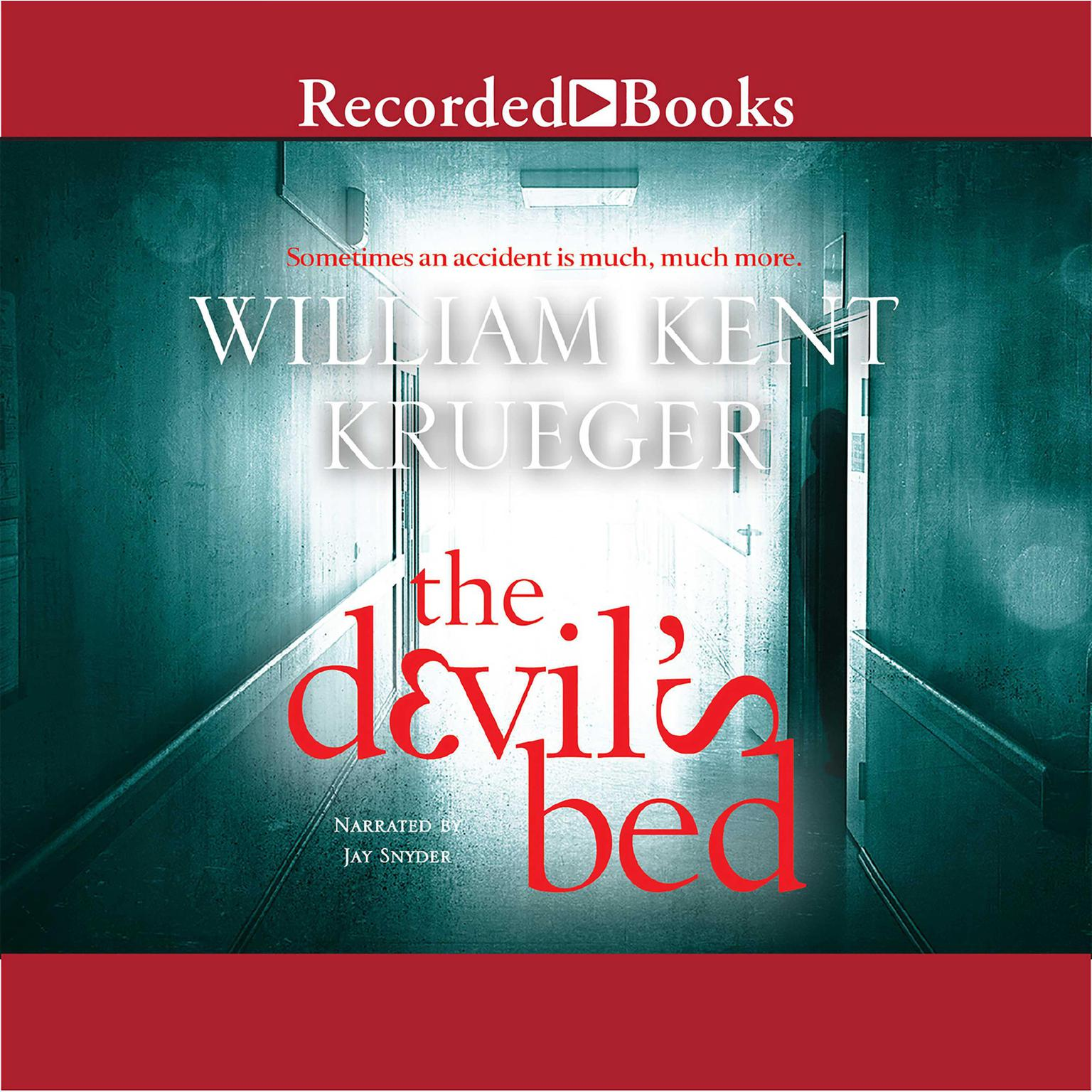 Printable The Devil's Bed Audiobook Cover Art