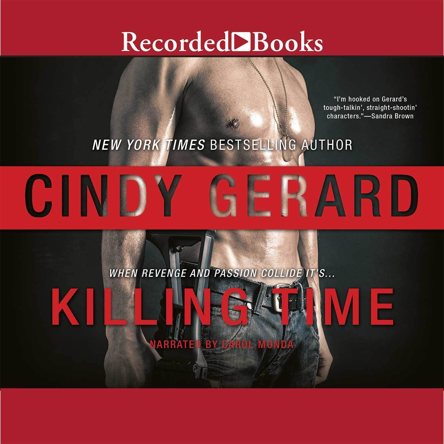 Printable Killing Time Audiobook Cover Art
