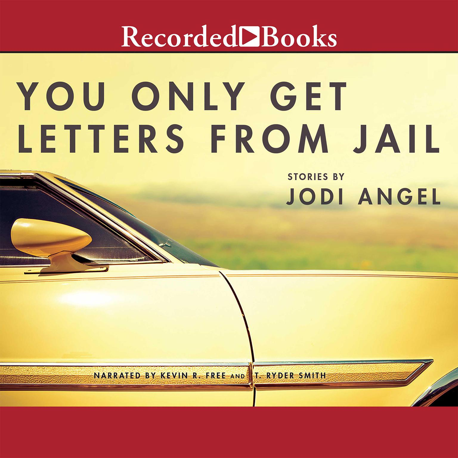 Printable You Only Get Letters from Jail Audiobook Cover Art