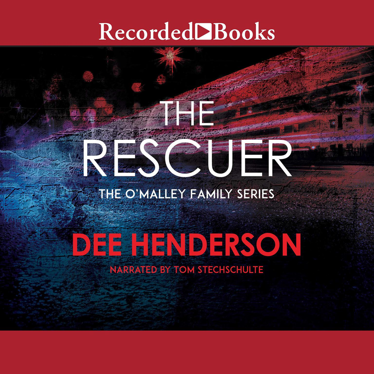 Printable The Rescuer Audiobook Cover Art