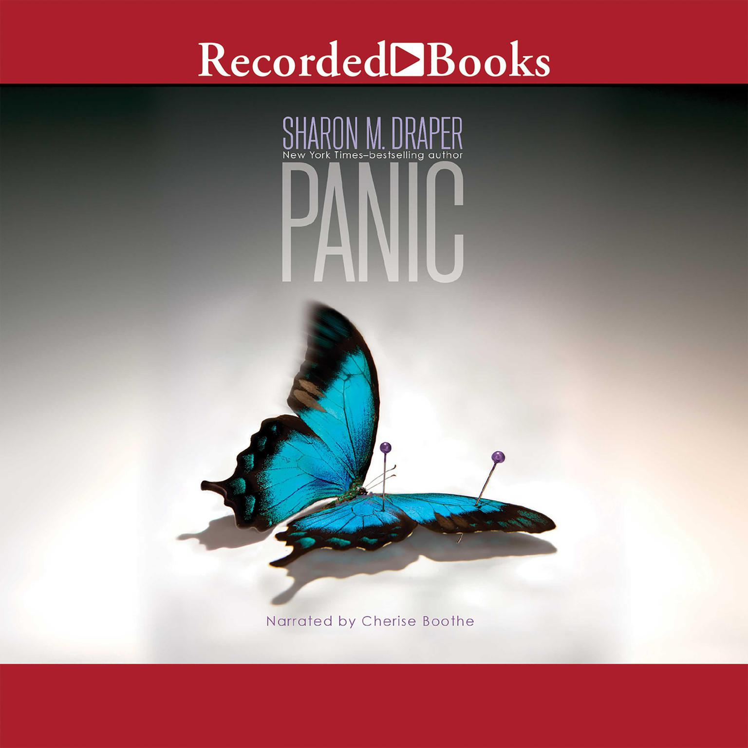 Printable Panic Audiobook Cover Art