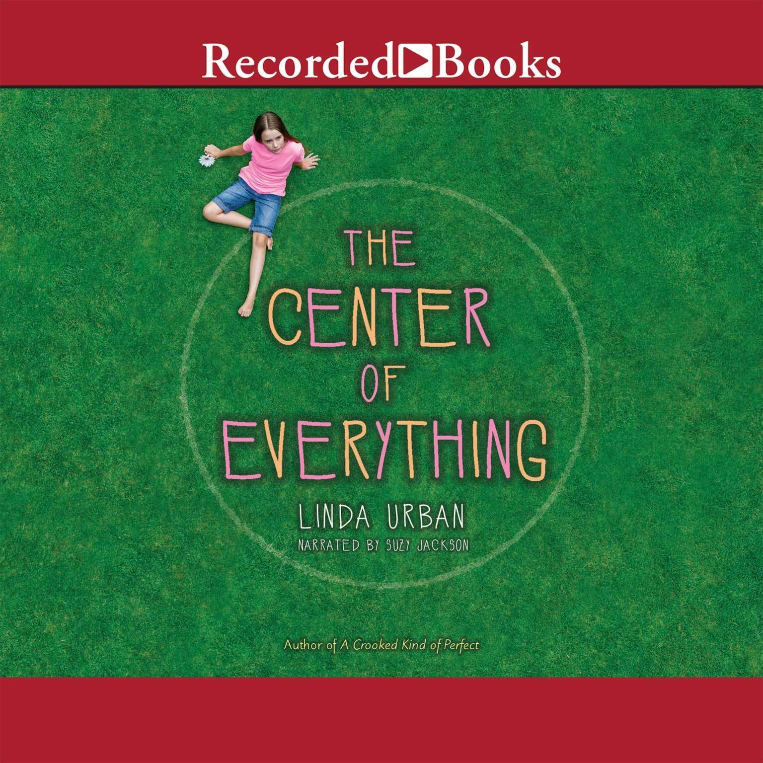 Printable The Center of Everything Audiobook Cover Art