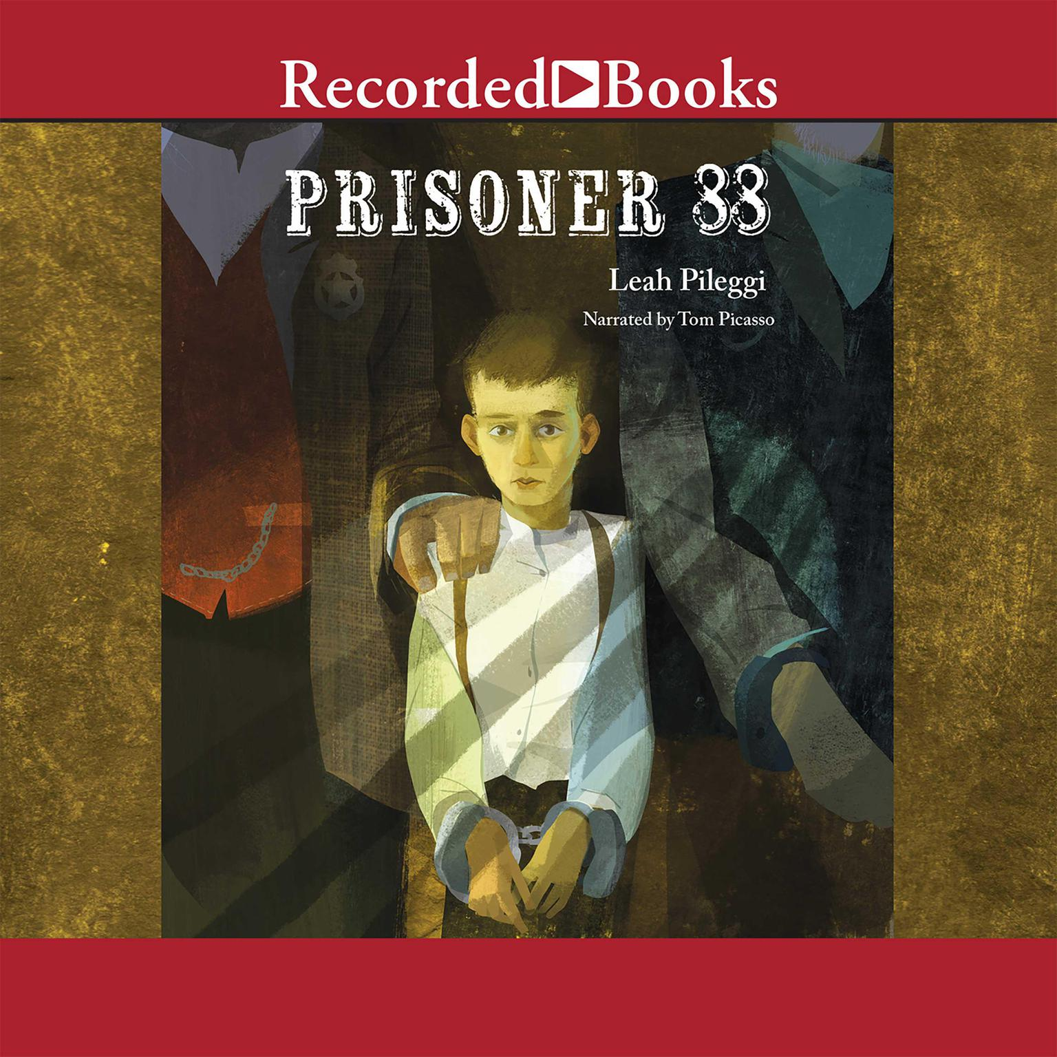 Printable Prisoner 88 Audiobook Cover Art