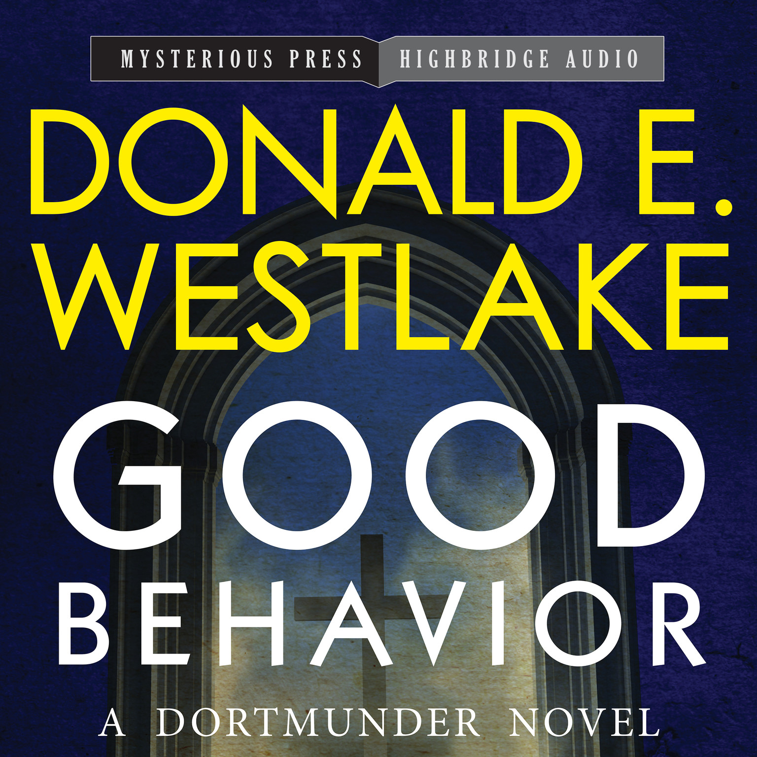 Printable Good Behavior Audiobook Cover Art