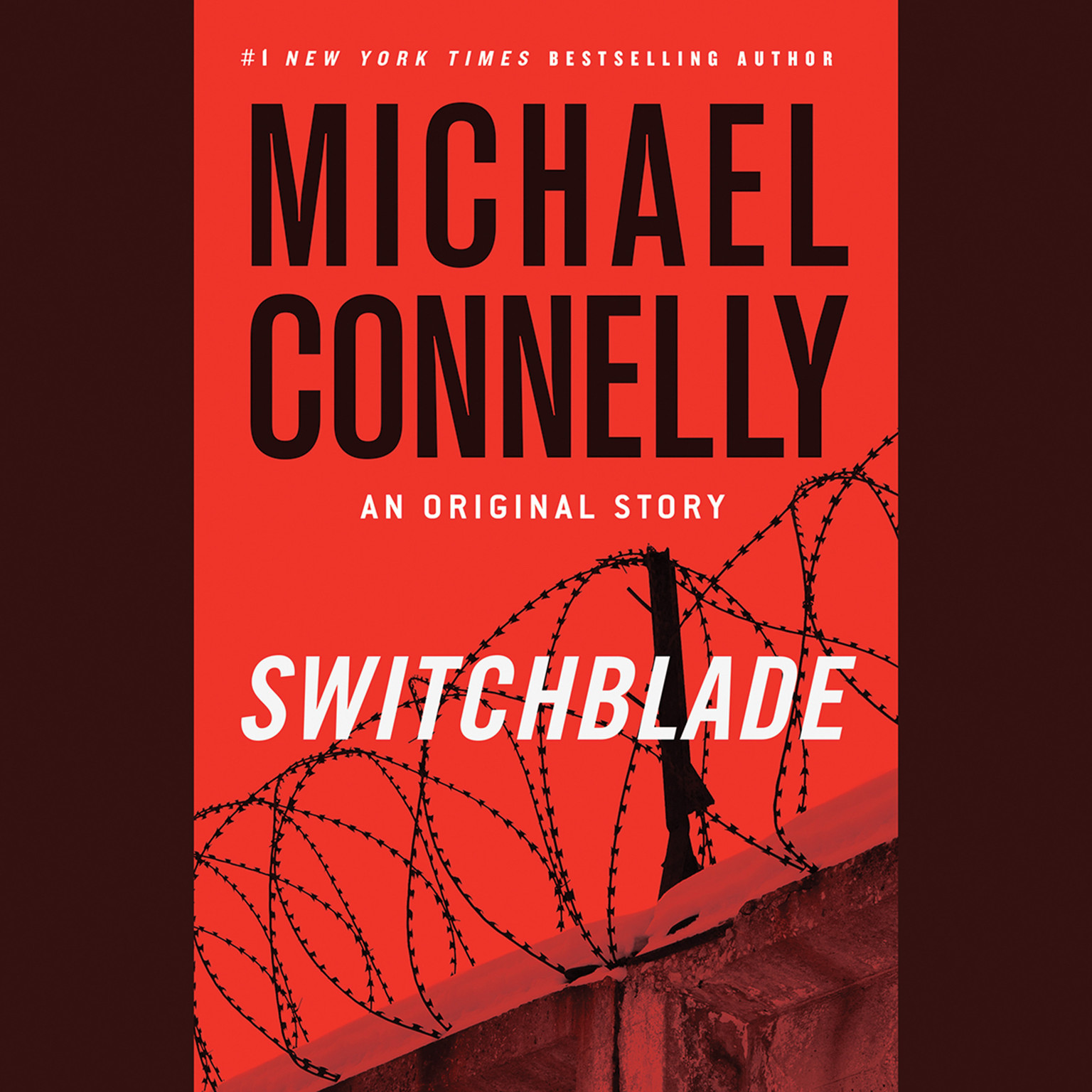 Printable Switchblade: An Original Short Story Audiobook Cover Art