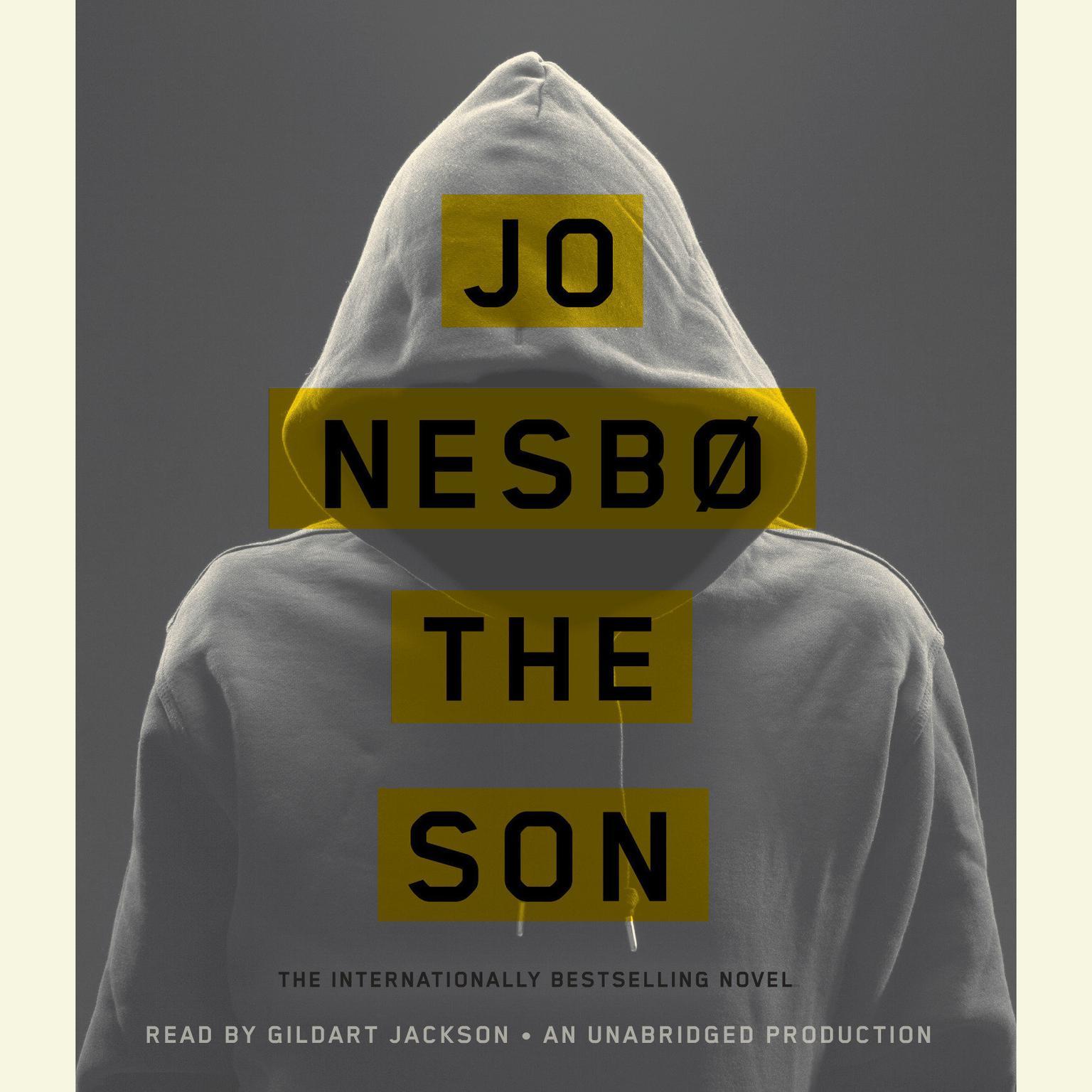 Printable The Son: A novel Audiobook Cover Art