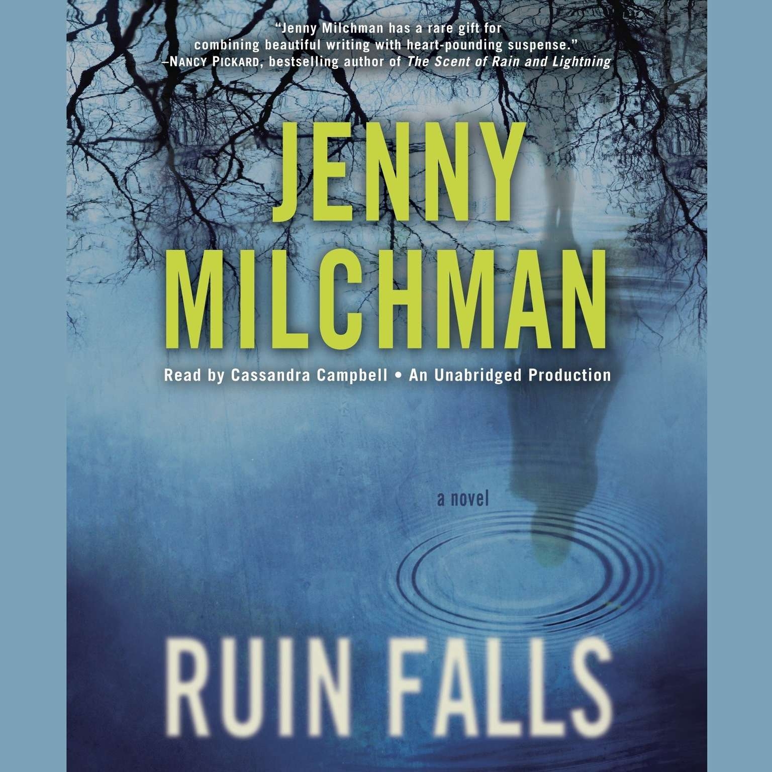 Printable Ruin Falls: A Novel Audiobook Cover Art
