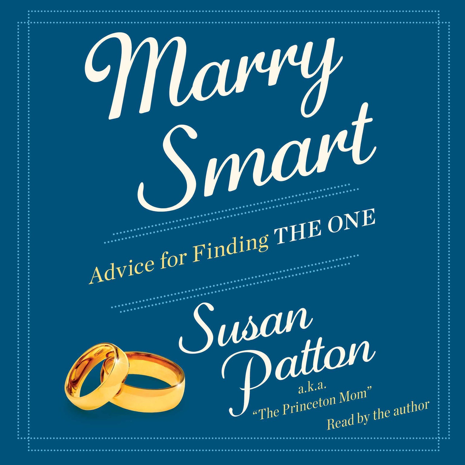 Printable Marry Smart: Advice for Finding the One Audiobook Cover Art