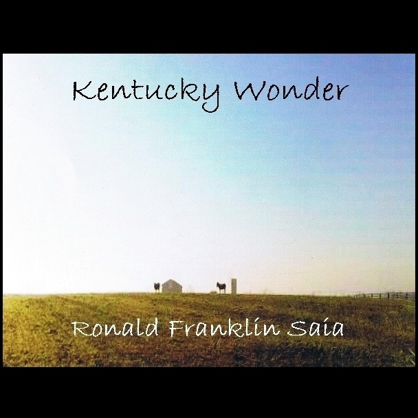 Printable Kentucky Wonder Audiobook Cover Art