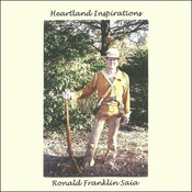 Heartland Inspirations Audiobook, by Ronald Franklin Saia