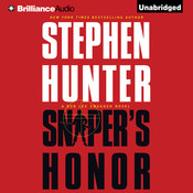 Sniper's Honor: A Bob Lee Swagger Novel Audiobook, by Stephen Hunter