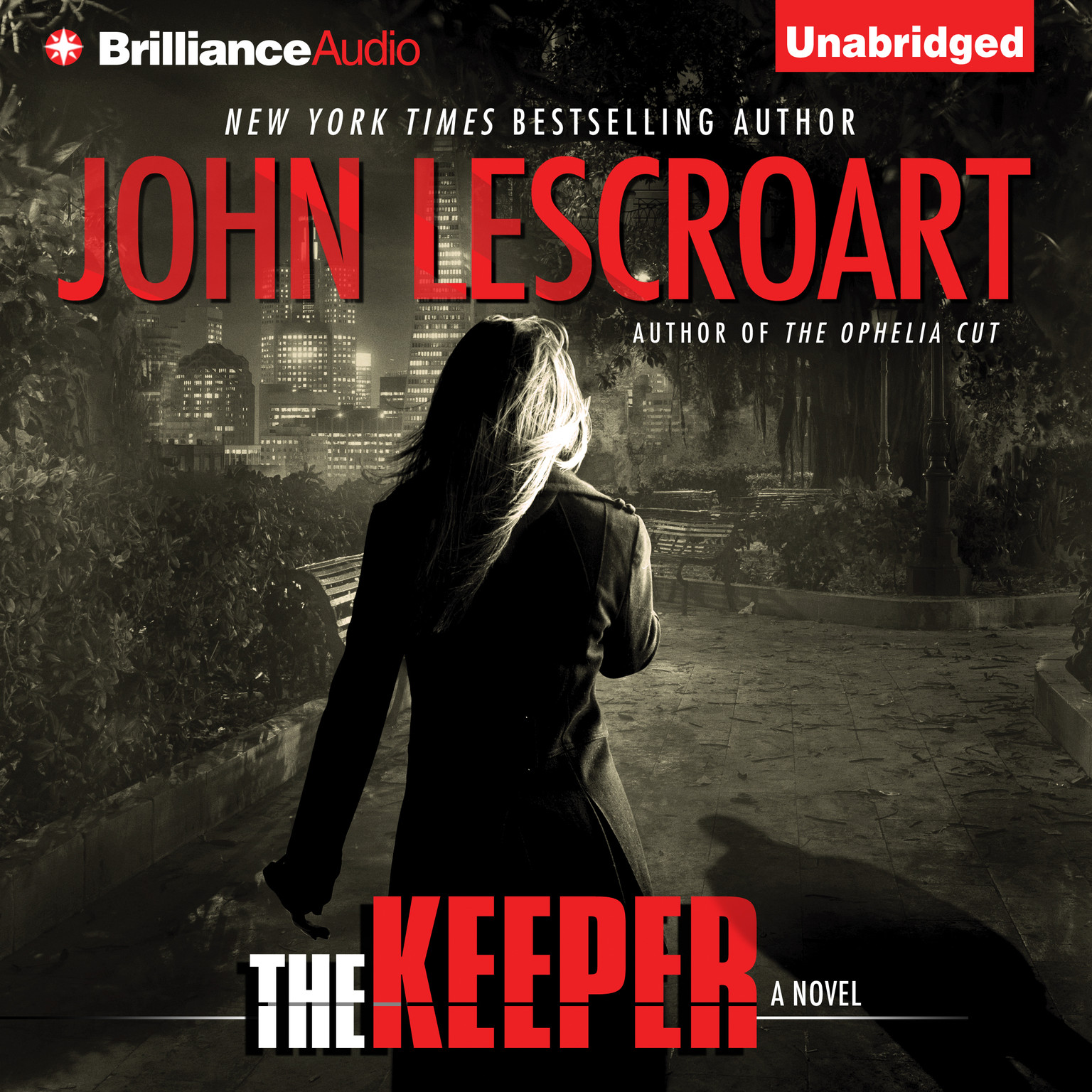 Printable The Keeper: A Novel Audiobook Cover Art