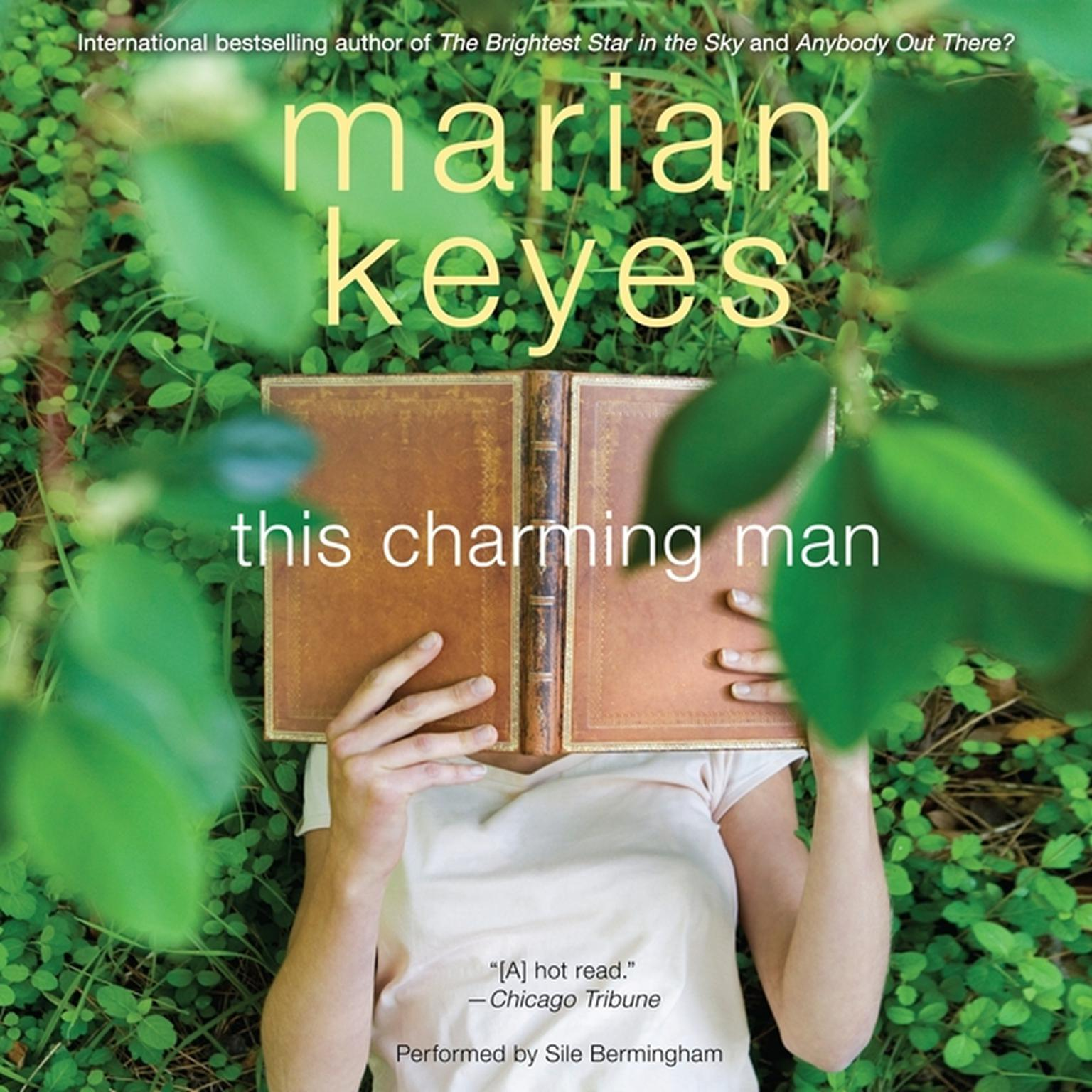 Printable This Charming Man Audiobook Cover Art