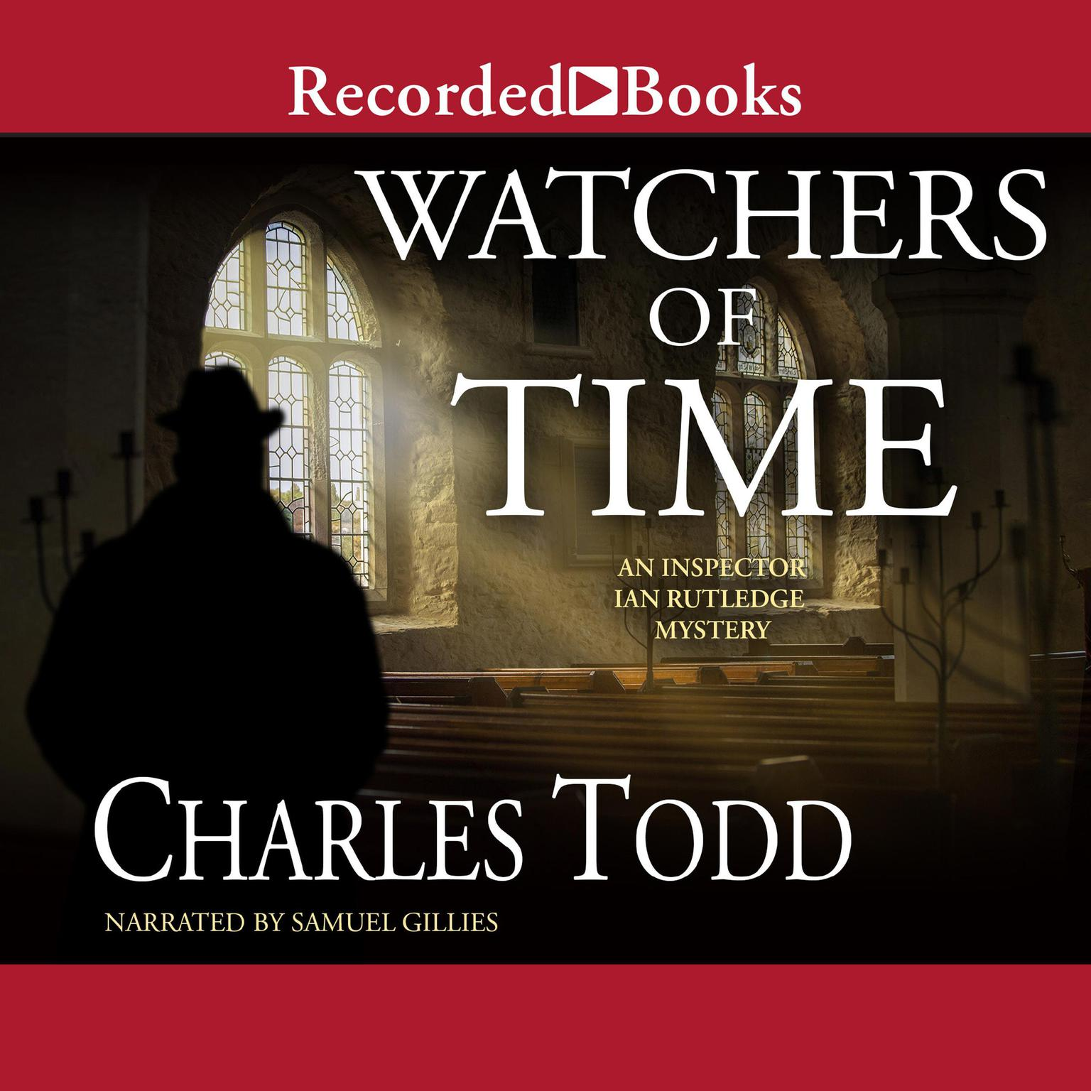 Printable Watchers of Time Audiobook Cover Art