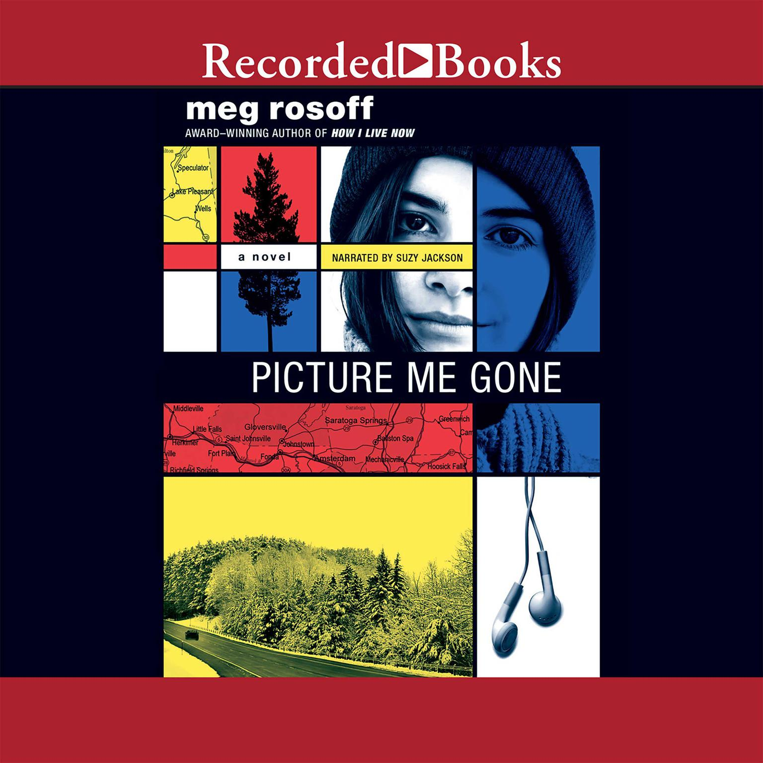 Printable Picture Me Gone Audiobook Cover Art