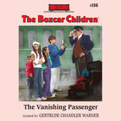 The Vanishing Passenger, by Gertrude Chandler Warner, Gertrude Chandler Warner
