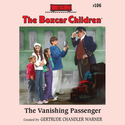 The Vanishing Passenger Audiobook, by Gertrude Chandler Warner
