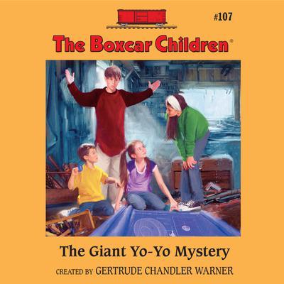 The Giant Yo-Yo Mystery Audiobook, by Gertrude Chandler Warner