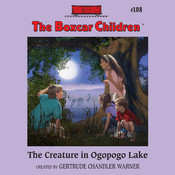 The Creature in Ogopogo Lake, by Gertrude Chandler Warner