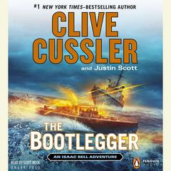 The Bootlegger Audiobook, by Clive Cussler, Justin Scott