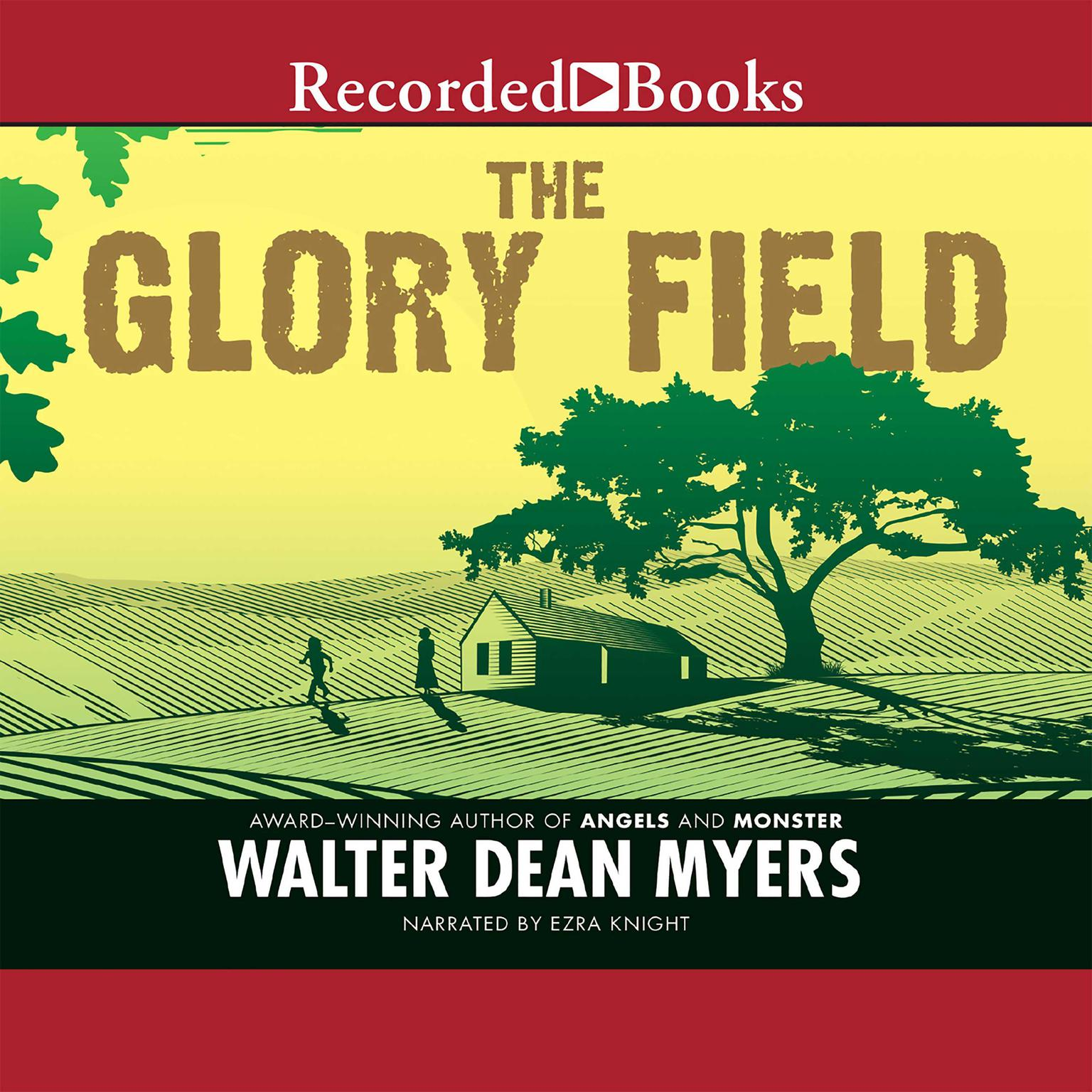 Printable The Glory Field Audiobook Cover Art
