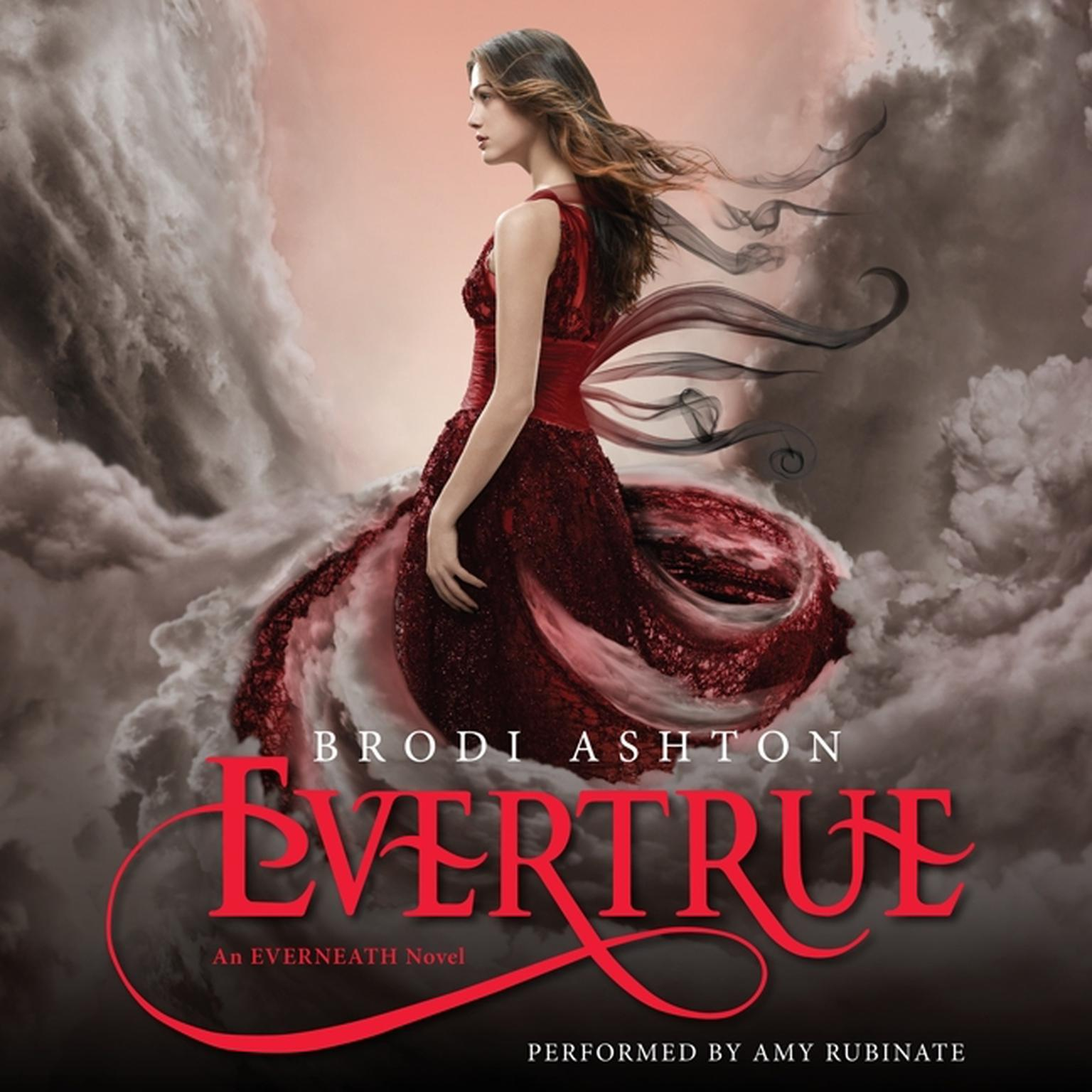 Printable Evertrue: An Everneath Novel Audiobook Cover Art